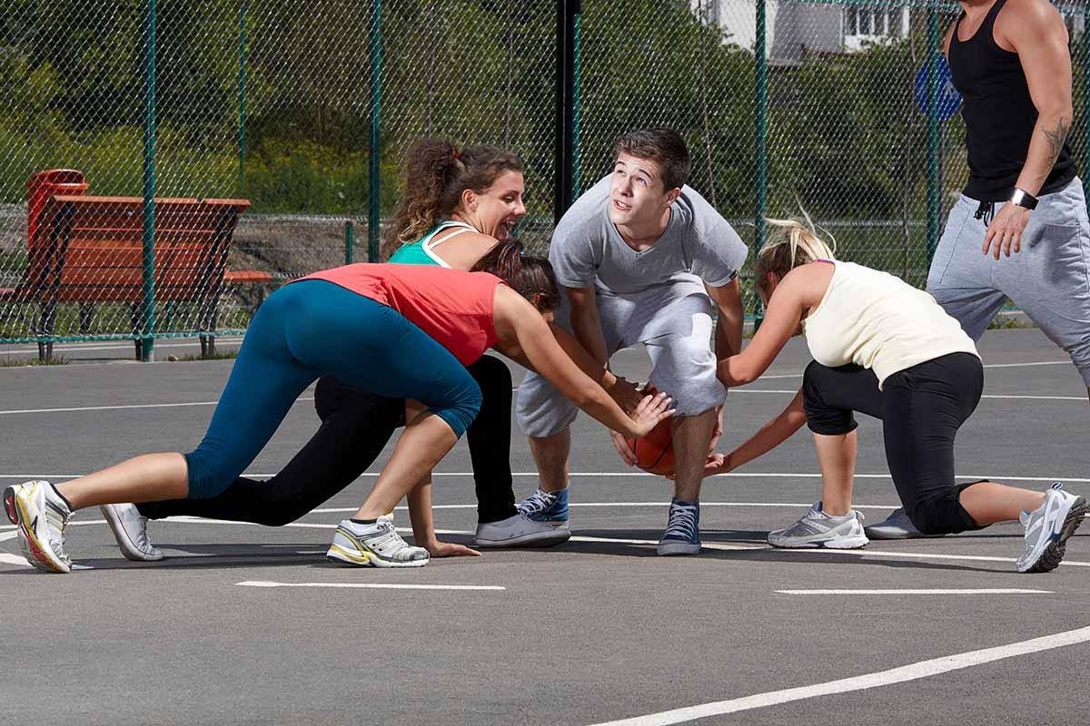 études éducateur sportif
