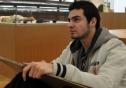 François Hiron, étudiant en BTS communication visuelle