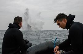 Plongeur démineur dans la Marine nationale : un métier aux multiples facettes
