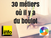 Retrouvez en podcast la chronique France Info avec le CIDJ, on vous présente des métiers où il y a du boulot