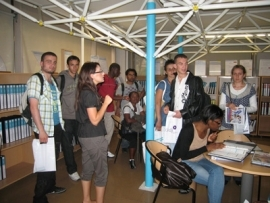 Accueil sur mesure de groupes et de classes par les équipes du CIDJ