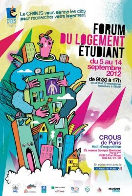 Logement étudiant à Paris : la chasse aux bons plans