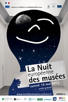 C'est beau, un musée, la nuit…