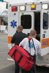 Ambulancier / Ambulancière