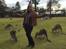 Partir travailler en Australie : pari réussi pour Aurélie