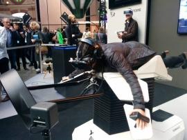 La réalité virtuelle, des métiers d'avenir