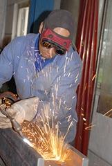 BTS CRCI – Conception et réalisation en chaudronnerie industrielle