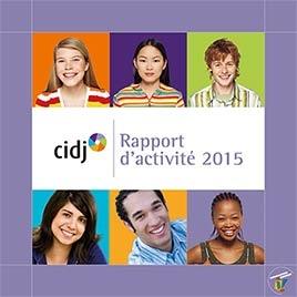 CIDJ : Rapport d'activité 2015