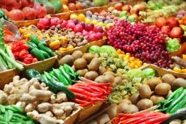 Détaillant en fruits et légumes