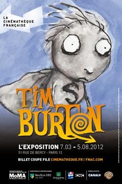 L'expo Tim Burton, c'est bientôt fini !