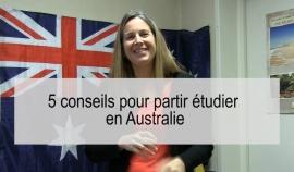 5 conseils pour partir étudier en Australie