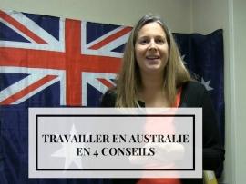4 conseils pour partir travailler en Australie