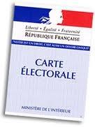 L'inscription sur les listes électorales, c'est maintenant !