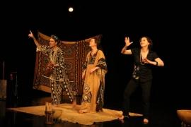 Angali Galitra, spectacle pour sourds et malentendants