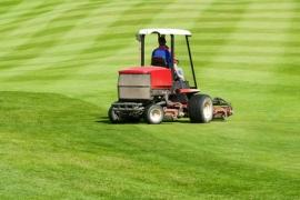 Jardinier de golf