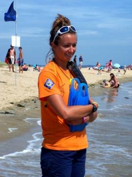Nageur sauveteur ou maître nageur : comme Lauriane, jetez-vous à l'eau !