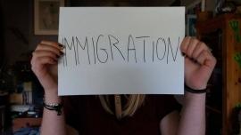 [#Presidentielle2017] Mathilde, 17 ans : Je pense que le dossier le plus urgent à traiter est la question des migrants
