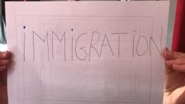[Presidentielle2017] Mélanie, 16 ans : Je pense qu'il faut réduire le nombre d'immigrés que l'on accueille en France