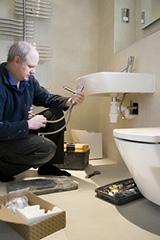 Monteur en installations sanitaires