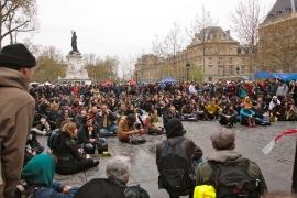 Nuit debout : des jeunes, militants ou pas, témoignent