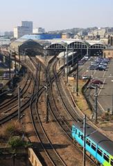 Opérateur de maintenance des voies ferrées