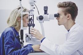 Témoignage de Marc, optométriste dans un centre hospitalier d'ophtalmologie