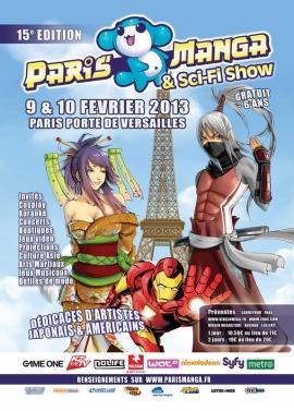 Paris Manga : la culture japonaise à l'honneur