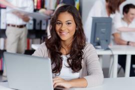 Hôte ou hôtesse d'accueil, un job qui laisse une grande liberté d'organisation