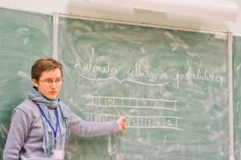 """Irène, chercheuse en maths : """"Nous étions 6 filles pour 30 garçons à l'ENS"""""""
