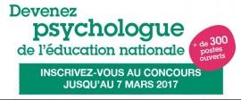Psychologue dans l'Education nationale : vite ! vous avez jusqu'au 7 mars pour vous inscrire