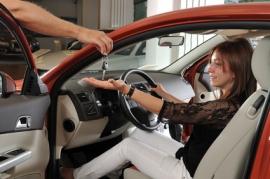 Représentant / vendeur de véhicules