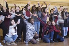 Rêv'elles accompagne et coache les filles dans leur projet professionnel