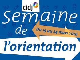 """Partenaires présents sur le Forum """"Handicap - Alternance"""" / Semaine de l'orientation - CIDJ 24/03/2016"""