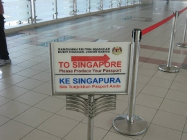 Jobs à l'étranger avec un Working Holiday Visa : Singapour très sélectif