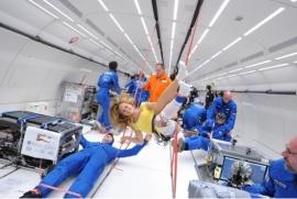 « Ta thèse en apesanteur » : postulez pour un vol à bord de l'Airbus A310 ZERO-G