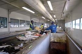 Technicien traitement déchets
