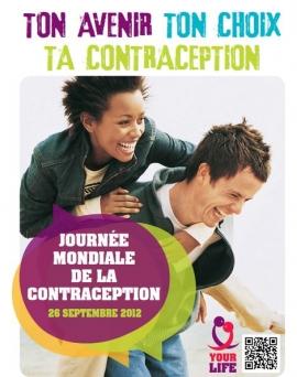 La contraception ? Parlons-en le 18 septembre au CIDJ