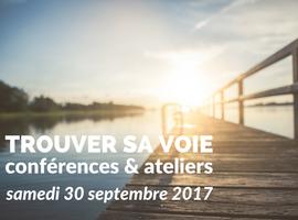 Trouver sa voie : des conférences et ateliers le 30 septembre 2017 au CIDJ