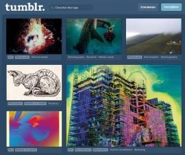 Tumblr plus fort que Facebook ?