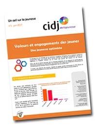 « Un œil sur la jeunesse », une nouvelle newsletter d'actualité du CIDJ sur la jeunesse française