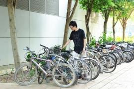 À vélo, je fais attention!