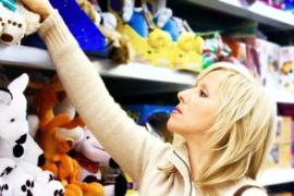 Vendeur de jouets