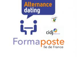 Alternance Dating le 27 avril 2017 au CIDJ avec Formaposte Ile de France
