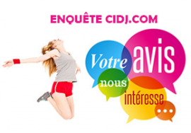Le CIDJ refait son site web et a besoin de toi : une enquête et des lots à gagner