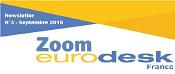 Mobilité européenne et internationale : Zoom Eurodesk de septembre 2016 est paru