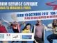 Forum Service Civique - 19 octobre 2017
