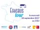 Erasbus Tour au CIDJ - 20 septembre 2017