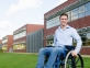 handicap campus fauteuil travail