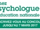 Psychologue education nationale