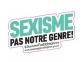 Sexisme pas notre genre_campagne de mobilisation